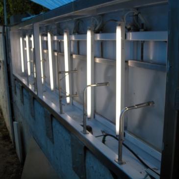 Ardmore II - light installation