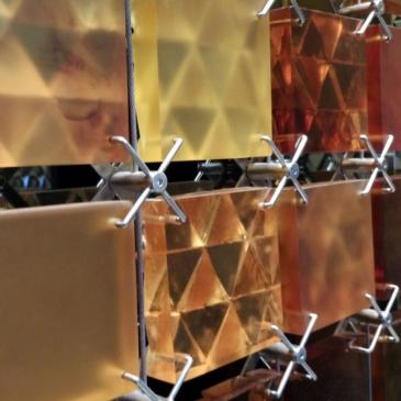 Novotel Mecure Artwork - Lift Lobby Detail