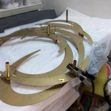 Novotel Mecure Breakout Area - fabrication