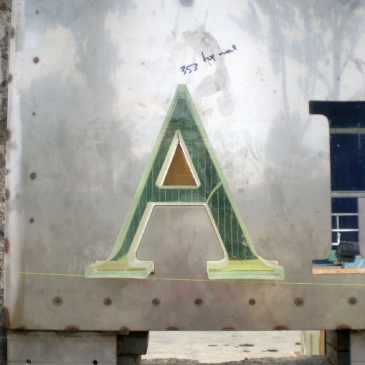 Ardmore II - installation