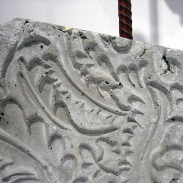 B. Jane Cowie - Artwork, concrete detail